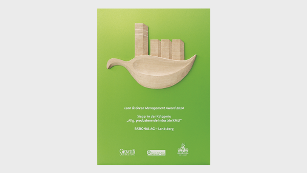 Lean & Green Management Award 2014
